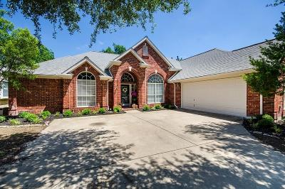 Keller Single Family Home Active Option Contract: 1511 Briar Meadow Drive