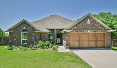 Weatherford Single Family Home For Sale: 188 Sandpiper Drive