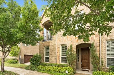 Irving Townhouse For Sale: 6492 Love Drive