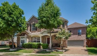 Frisco Single Family Home For Sale: 4438 Shamrock Drive