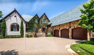 Westlake Single Family Home Active Option Contract: 2212 Cedar Elm Terrace