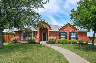 Frisco Single Family Home For Sale: 9107 Grand Canal Drive