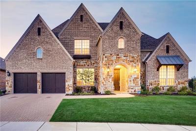 Prosper Single Family Home For Sale: 4440 Desert Willow Drive