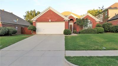 Euless Single Family Home Active Option Contract: 1204 Winston Drive