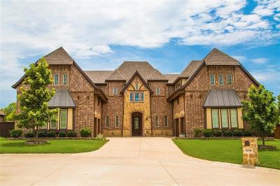 Southlake TX Single Family Home For Sale: $859,995