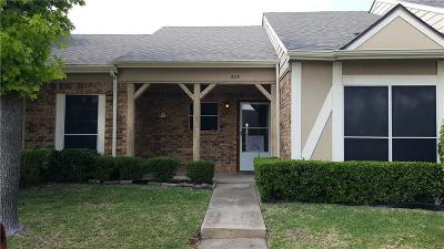 Plano Condo Active Option Contract: 3801 14th Street #303-C