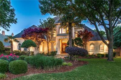 Southlake Single Family Home Active Option Contract: 1011 Ashlawn Drive