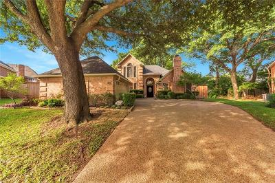Garland Single Family Home Active Option Contract: 114 Stone Mountain Court