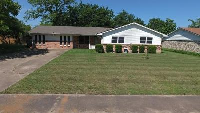 Kaufman Single Family Home For Sale: 1605 Anthony Street