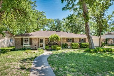 Desoto Single Family Home Active Option Contract: 528 Rockcreek Drive