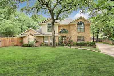 Southlake, Westlake, Trophy Club Single Family Home Active Option Contract: 11 Colonial Court