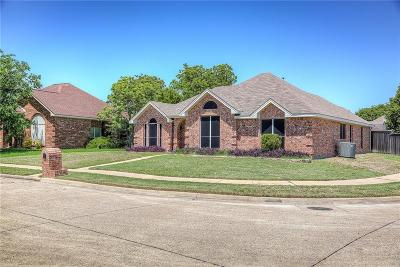 Mesquite Single Family Home For Sale: 1311 Greenfield Drive