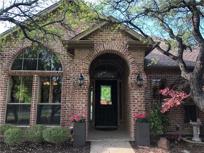 Willow Park Single Family Home For Sale: 106 Manor Court N