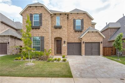 Coppell Single Family Home Active Option Contract: 646 Westhaven Road