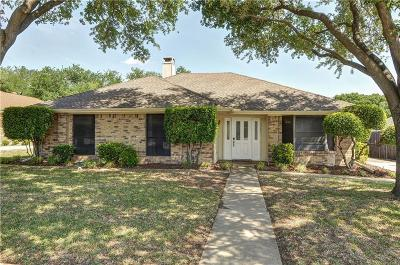 Garland Single Family Home Active Option Contract: 5205 Kelso Lane