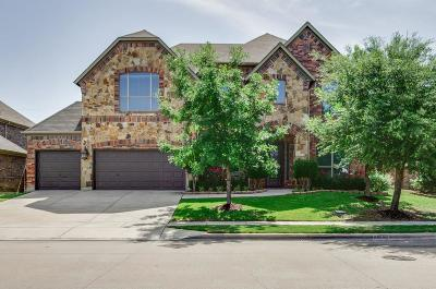 Fort Worth Single Family Home For Sale: 9908 Bison Court