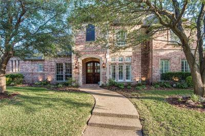 Allen Single Family Home Active Contingent: 910 Glen Rose Drive