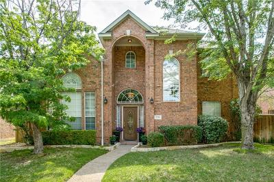 Coppell Single Family Home For Sale: 570 Cheshire Drive