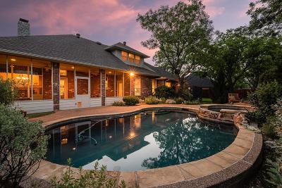 Granbury Single Family Home For Sale: 8903 Hickory Hill Drive