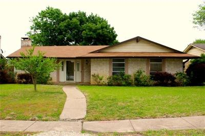 Mesquite Single Family Home For Sale: 4030 Morgan Drive