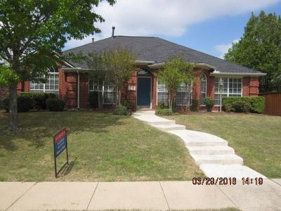Frisco Residential Lease For Lease: 12100 Primrose Lane