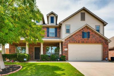 Fort Worth Single Family Home Active Option Contract: 5928 Haven Lake Way