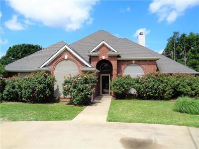 Denison Single Family Home For Sale: 2110 Rivercrest Circle