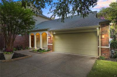 Dallas Single Family Home For Sale: 3723 Douglas Avenue