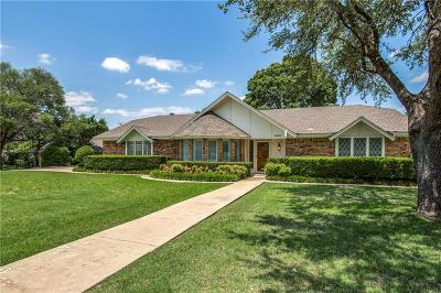 North Richland Hills Single Family Home Active Option Contract: 6421 Diamond Loch