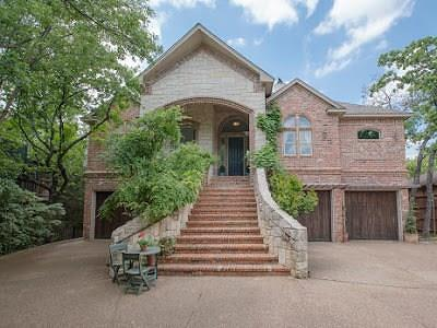 Grapevine Single Family Home For Sale: 2915 Peninsula Drive
