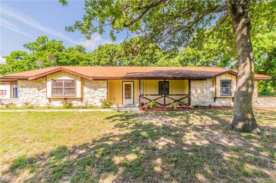 Springtown Single Family Home For Sale: 466 Windsor Lane