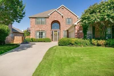 Keller Single Family Home For Sale: 312 River Trail
