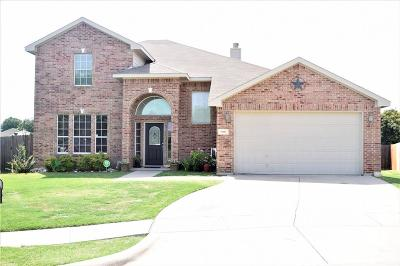Benbrook Single Family Home For Sale: 10352 Trevino Lane
