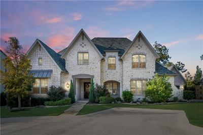 Allen Single Family Home For Sale: 1410 Claire