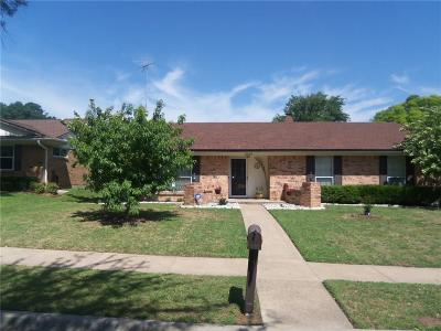 Mesquite Single Family Home For Sale: 2621 Montclair Lane