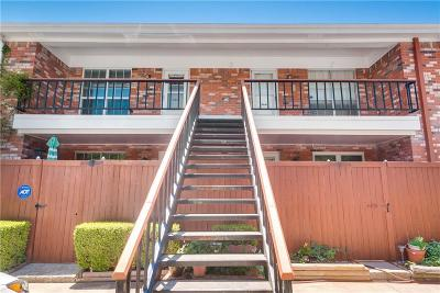 Fort Worth Townhouse For Sale: 968 Roaring Springs Road