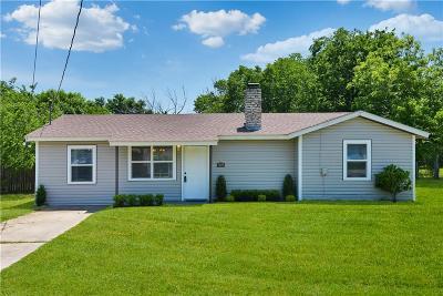 Azle Single Family Home Active Option Contract: 369 Shoreline Drive