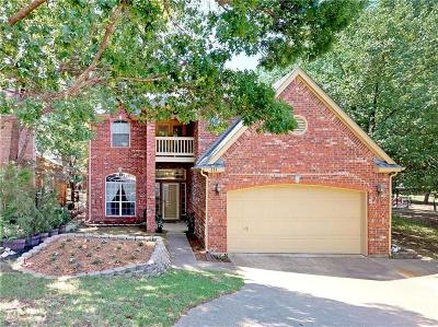 Rockwall Single Family Home Active Option Contract: 331 Valiant Drive