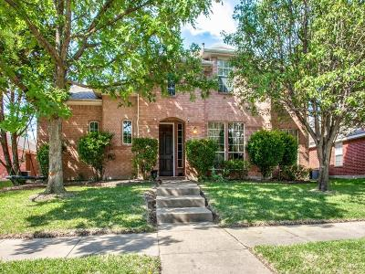 Garland Single Family Home For Sale: 2717 Crosslands Drive