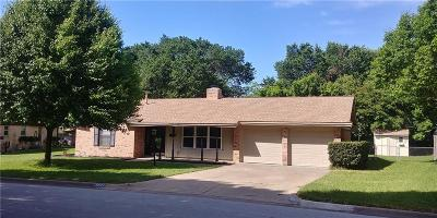 Benbrook Single Family Home For Sale: 3824 Busseron Drive