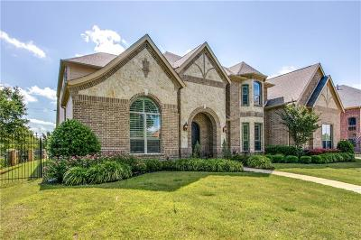 Southlake Single Family Home For Sale: 1000 Winfield Court