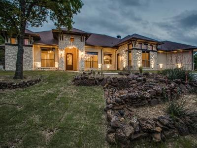 Pilot Point Single Family Home For Sale: 6435 Valley Creek