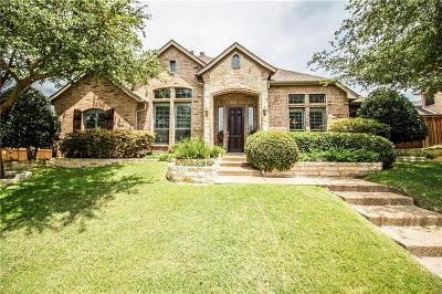 Carrollton Single Family Home For Sale: 1625 Flowers Drive