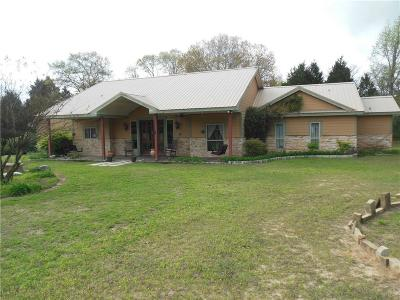 Cedar Creek Lake, Athens, Kemp Single Family Home For Sale: 4110 E Us Hwy 175