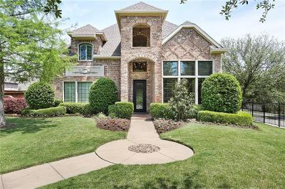 McKinney Single Family Home For Sale: 4300 Loch Haven Court