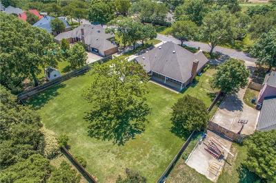 Keller Single Family Home For Sale: 1503 Brentwood Trail