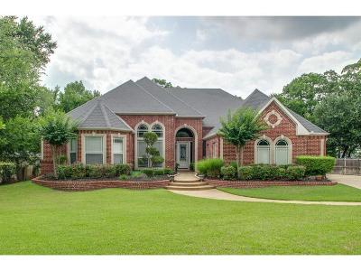 Fort Worth Single Family Home For Sale: 11747 Oakwood Lane