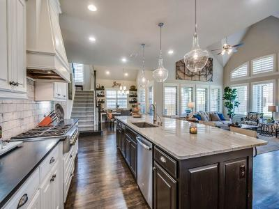 McKinney Single Family Home For Sale: 705 Splash Drive