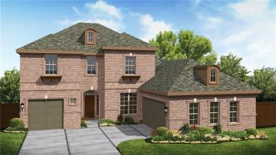 Rowlett Single Family Home For Sale: 6001 Tuckers