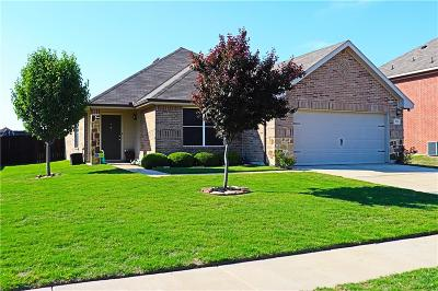 Waxahachie Single Family Home Active Option Contract: 219 Stable Drive